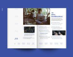 Revista Moiré | Tipografìa 2 Cosgaya on Behance