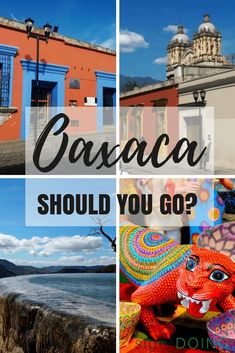 Travel to Oaxaca, Mexico!  Find out what type of travelers this city appeals to because I think you'll either love it or hate it.  Hint: if you're into art, history, or food, you won't want to miss it.  Super safe, too! via @thegirlandglobe