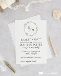 242 Best Wedding Invitation Ideas Images In 2019