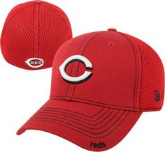 New Era Cincinnati Reds Neo 39THIRTY Stretch Fit Hat | Cincinnati ...
