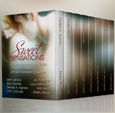 Out Now – Sweet Sensations: A Boxed Set of Sensual Contemporary Romances #romance #erotica #ku #kindleunlimited