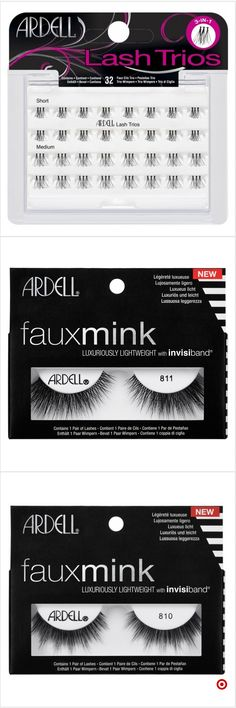 5a4bdb9a901 Shop Target for false eyelashes you will love at great low prices. Free  shipping on