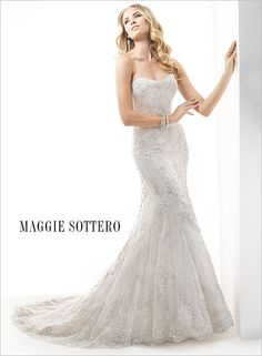 Tamsyn - by Maggie Sottero