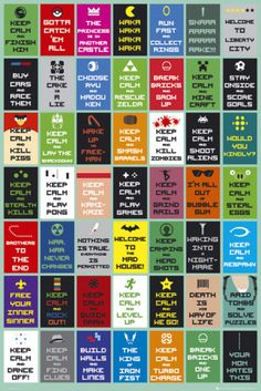 Keep Calm-Gaming Posters from AllPosters.com