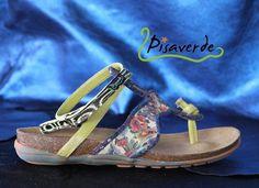 OLLAOS - PISAVERDE,diseño y producción de calzado ARTESANO