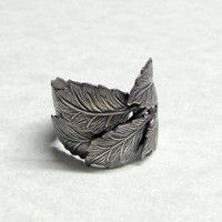 Silver Leafs of the Forest Ring