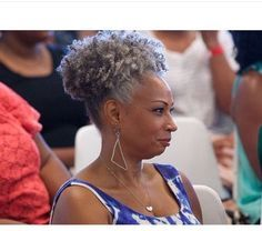 hairstyles for older black woman - Google Search