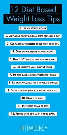 Wöchentliche Gewichtsverlust Diäten Javea