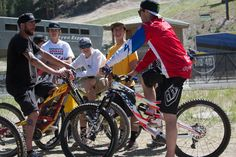 Cam Zink's Trick Looking Trail Bike - UPDATED PIT BITS - 2015 U.S. National Championships at Mammoth Bike Park - Mountain Biking Pictures - Vital MTB