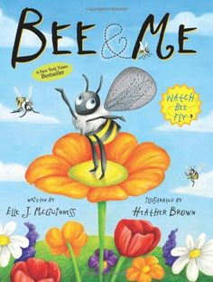 Bee & Me: An Animotion Experience by Elle J. McGuinness. Great Animotion! Why do we need bee's and why you should treat them with care.