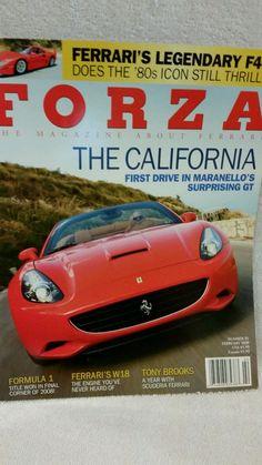 Forza magazine number 91 February 2009