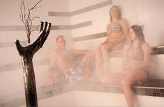 KiNipi Nordic Spa Contest and Accommodation Trois-Rivieres - Tourism Photos, Baths, Sculpture, Quebec, Spas, Tourism, Pageants, Pictures, Quebec City