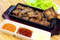Lets Eat Korean Food