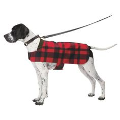 Shelter Cloth Dog Coat with Wool Lining - Filson. Use Pendleton fabric,