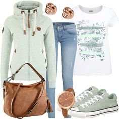 Happiness Overload Outfit - Frühlings-Outfits bei FrauenOutfits.de