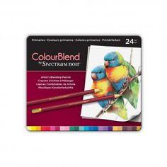 Spectrum Noir ColourBlend - Colores primarios