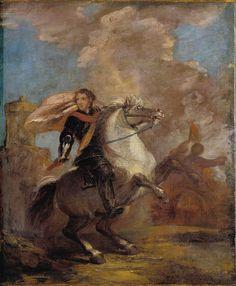 Reynolds, Sir Joshua - An Officer on Horseback - Google Art Project.jpg