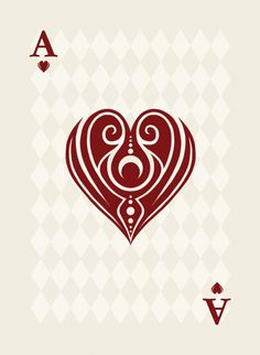 Illusionist Deck: Bicycle Playing Cards, Magician inspired - LUX Playing Cards - PhillyCardCo