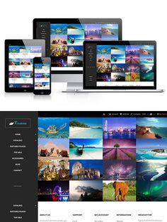 Ap Tourism Prestashop Theme. Photoshop Plugins. $69.00