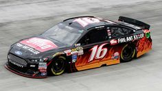 Greg Biffle will start 33rd in the No. 16 Roush Fenway Racing Ford --    Food City 500 starting lineup   NASCAR.com 4/17/15