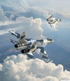 Su-35 Flanker