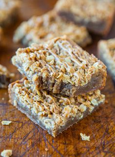 Oats and Oatmeal Recipes- protein bars, cookies, pancakes, flavored oatmeals, etc.
