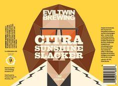 Evil Twin Brewing - Citra Sunshine Slacker