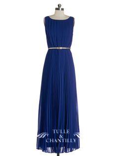 images/Navy-Blue-Floor-Length-Bateau-Neck-Modest-Bridesmaid-Dress with Gold Belt-p-TBQP276.jpg
