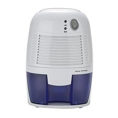 Anself Mini Semiconductor Dehumidifier Desiccant Moisture Absorbing Air Dryer with Peltier Technology Thermo-electric Cooling