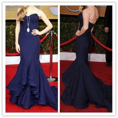 Navy Blue Prom Dresses,Satin Evening Dress,Prom Dress,Prom Dresses,Charming Prom Gown,Sexy Prom Dress,Mermaid Fashion Evening Gowns for Teens