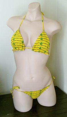 John Deere Bikini...god im a hick!