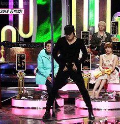 gif MBLAQ joon lee joon strong heart