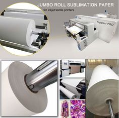If you are looking for #sublimation   #paper(jumbo roll) , sublimation ink, send the inquiry to me as soon as possible.we are competent to offer good price and quality products.  web: www.feiyuepaper.com & www.heatsub.com  email: rebeca@feiyuepaper.com whatsap: +8618795970428 wechat: lvna0428