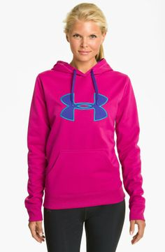 Under armour hoodie. I have this one