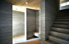 BARN TO HOUSE CONVERSION BY RUINELLI ASSOCIATI