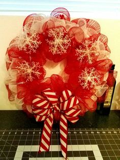 Check out this item in my Etsy shop https://www.etsy.com/listing/502965911/wreath-holiday-wreaths