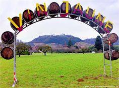 Arrive at La Percée du Vin Jaune at Voiteur, below Château Chalon, #Jura « Wineybrett's Photo Blog Ferris Wheel, Wines, Photos, Fair Grounds, France, Places, Blog, Travel, Lugares