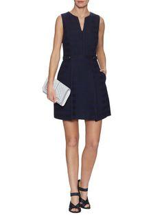 Addison Tab Waist Dress by Cynthia Steffe at Gilt