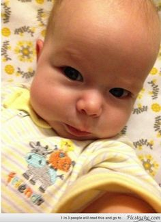 Babies Who Have Already Mastered The Selfie