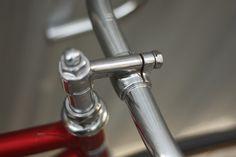 Katakura silk vintage track bike