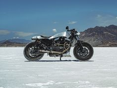 Every custom motorcycle builder has their own way of working: usually in solitude, with their own familiar tools and techniques honed over years of practice. So when David Chang from @caferacersofinstagram had the idea to round up some of the best bike builders in the business to create a custom motorcycle in a week to raise money for the charity Waves for Water, he always knew it was going to... Custom Motorcycle Builders, Access To Clean Water, Bike Builder, Forty Eight, Custom Harleys, Bike Art, Metal Fabrication, Cool Bikes, How To Raise Money
