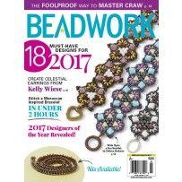 Beadwork, February/March 2017 Digital Edition
