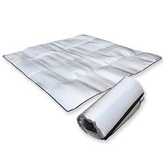 Waterproof Aluminium Foil EVA Sleeping Mattress  | Price: $9.98   Active Link in My Profile  #Camping #Hiking #OutdoorActivity