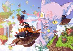 The Art Of Animation, Jonatan Cantero