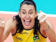 Sheilla Castro - Brazil Women's Volleyball Team -Olympic Champion Bi_Google