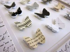 Farfalle di carta fai da te (Foto 23/41)   PourFemme
