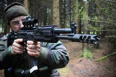 At Section8 Airsoft 3RD MAY 2015 Copyright Scoutthedoggie 2015   500+ videos at http://www.youtube.com/scoutthedoggie