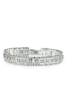 stone square bracelet $13.50