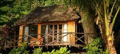 Treehouses - Matangi Island Resort Fiji