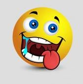Vectores similares a 98052484 Oops - Tongue Out Smiley Vector Animated Smiley Faces, Animated Emoticons, Emoji Faces, Tongue Out Smiley, Excited Emoticon, Emoji Symbols, Emoji Pictures, Graffiti Wallpaper, Messages